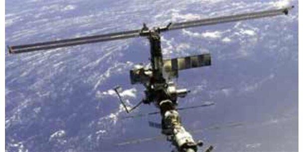 Einziges Klo auf der ISS ist defekt