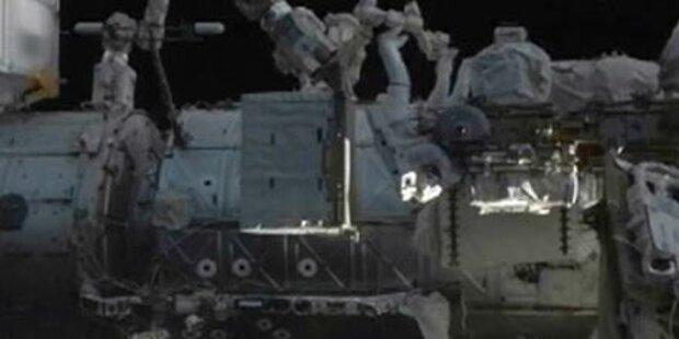 Kühlsystem-Panne auf der ISS