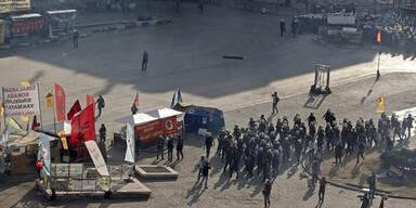 Istanbul Taksim-Platz