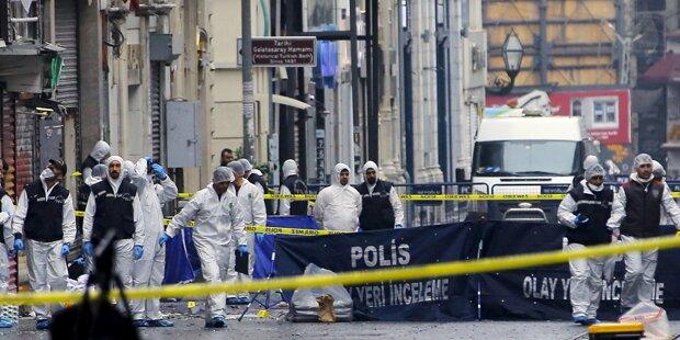 Zwei US-Bürger bei Istanbul-Anschlag getötet