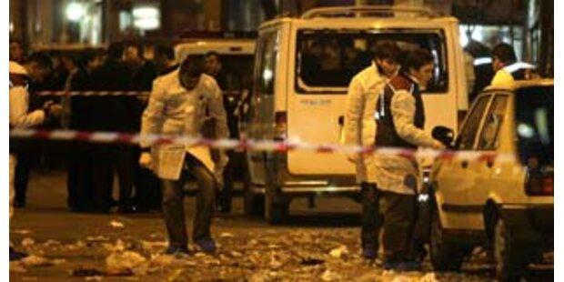 Tote und Verletzte bei Bombenanschlag in Istanbul