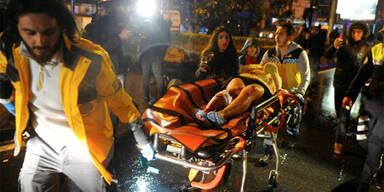 Istanbul-Anschlag: Acht Verdächtige festgenommen