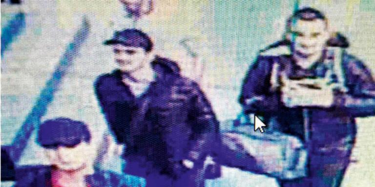 IS-Attentäter: Terror-Spur führt nach Wien