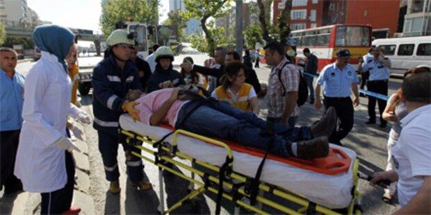 Explosion erschüttert Istanbul
