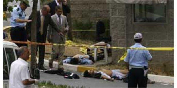 Vier Festnahmen nach Schießerei vor US-Konsulat