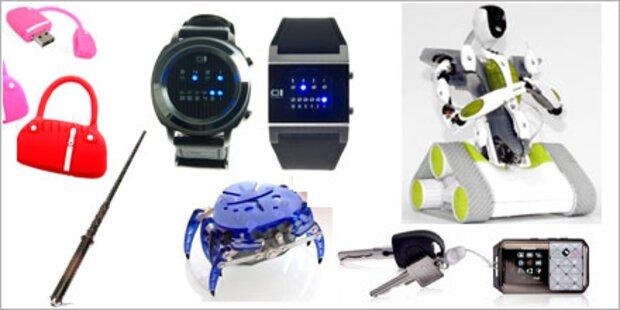10 coole IT-Gadgets für Weihnachten