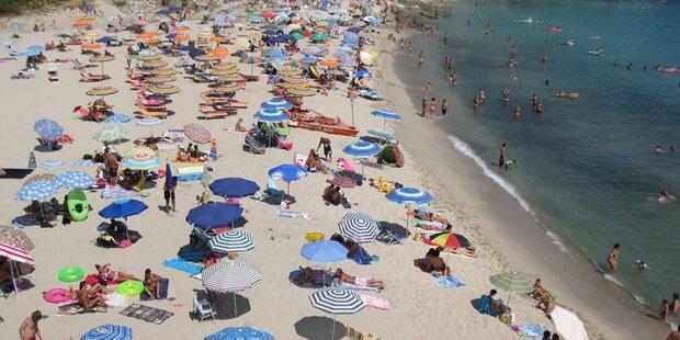 Italien-Boom: Rekord bei Sommerurlaubern