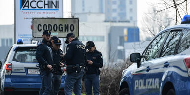 Italiens Wuhan Codogno ist coronafrei