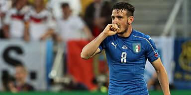 Italiens Nationalspieler brachten Virus mit