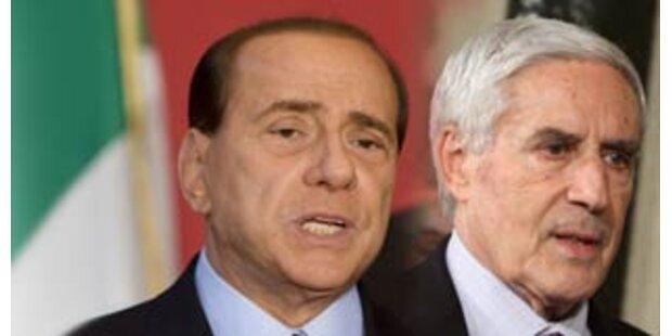 Italiens Parlament ist aufgelöst - Wahlen im April
