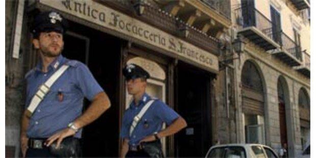 Proteste auch auf Sizilien gegen Neapel-Müll