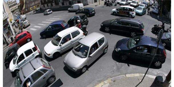 Drakonische Strafen in Italien für Verkehrsdelikte