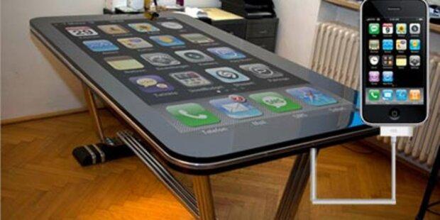 Österreicher bauen iPhone der Superlative