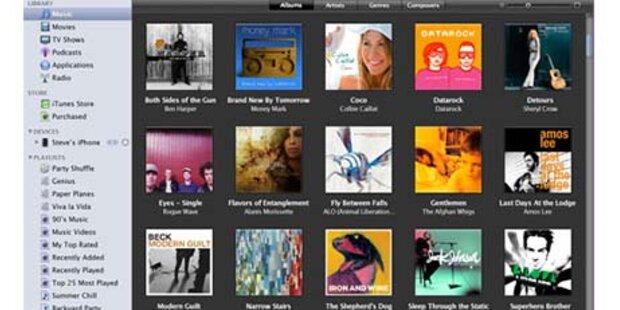 iTunes bekommt neue Online-Funktionen