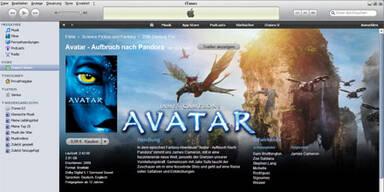 """Apple startet """"iTunes Filme"""" in Österreich"""