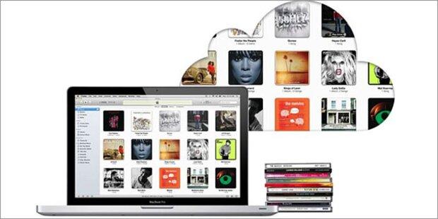 Apples iTunes Match in Europa gestartet