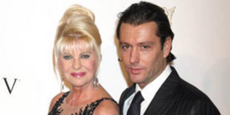 Ivana Trump heiratete Rossano Rubicondi