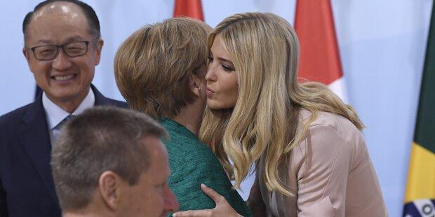 Ivanka Trump vertritt Vater am G20-Tisch