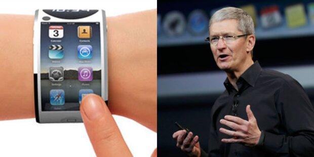 Apple-Chef kündigt völlig neues Produkt an