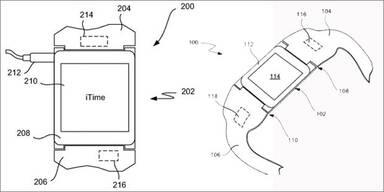 iWatch: Patentantrag verrät Details