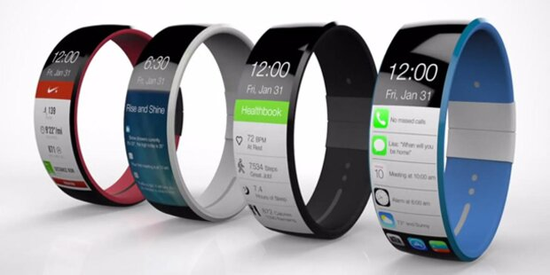 iWatch: Apple warb Tag Heuer-Manager ab