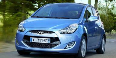 Jetzt startet der neue Hyundai ix20