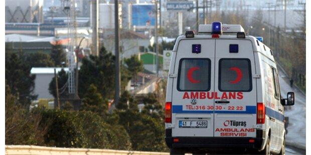 Tote bei Öltank-Explosion in der Türkei