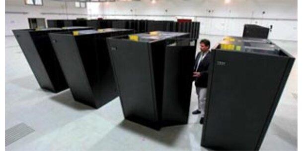 Schnellster ziviler Rechner der Welt ist in Jülich