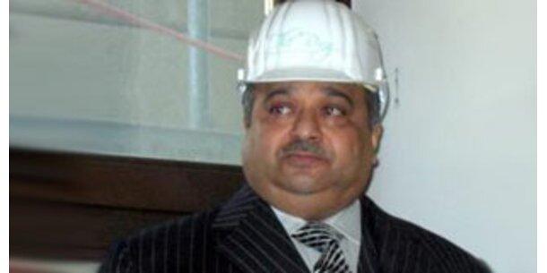 Scheich Al Jaber kündigt weitere Übernahmen an
