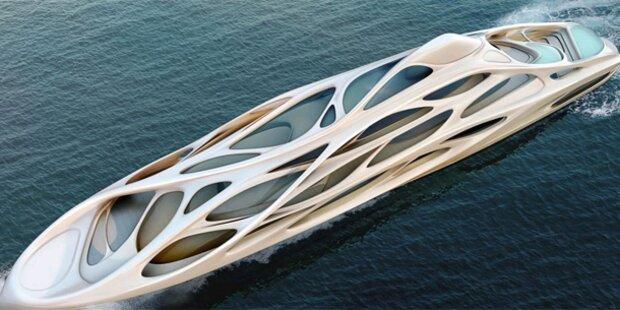 Diese irre Luxus-Jacht kostet 200 Mio. Euro