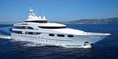 Klum: Hochzeit auf Luxus-Yacht