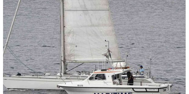 Piraten kapern britische Segeljacht