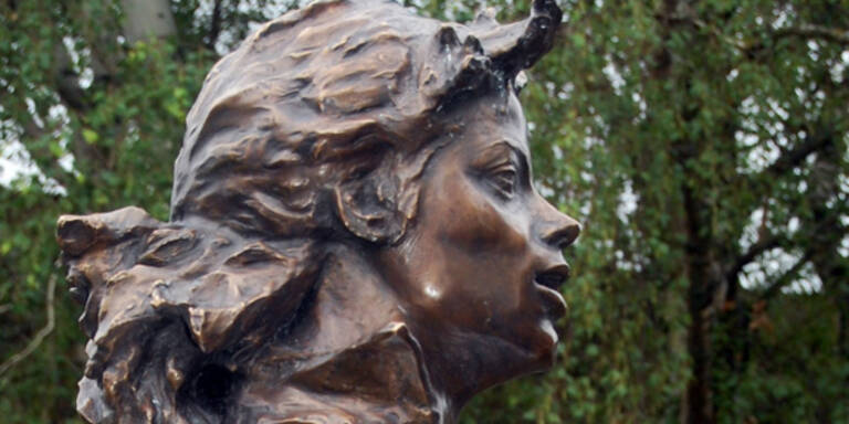Jackson-Denkmal in Mistelbach enthüllt