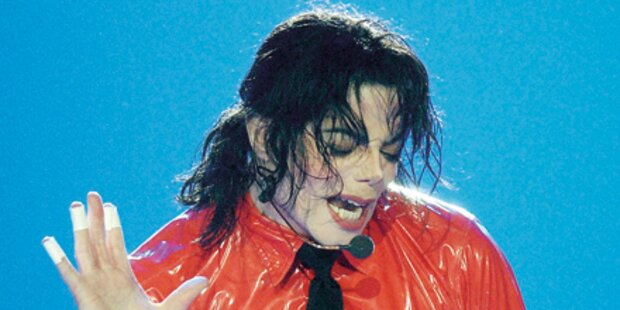 Michael Jackson als neue Nr. 1