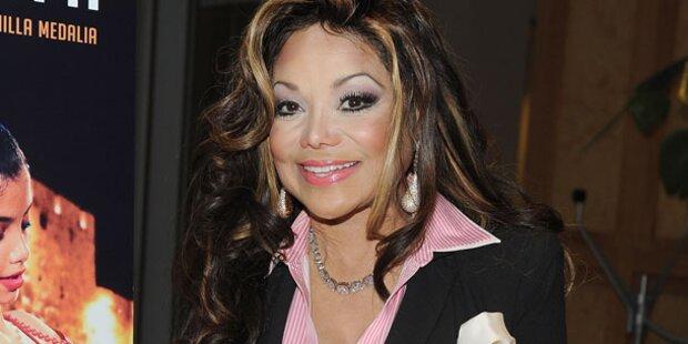 La Toya Jackson verlobte sich mit Manager