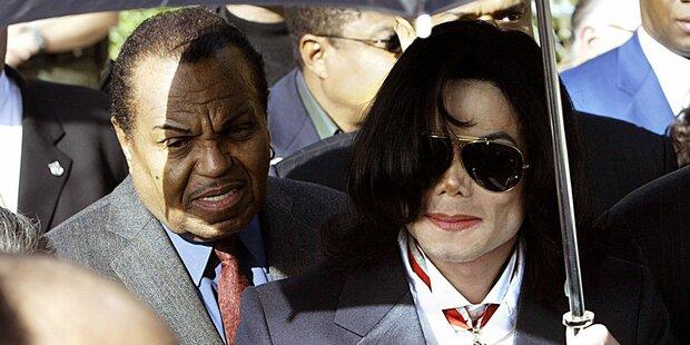 Kastration und Prügel: So grausam war Jackson-Vater