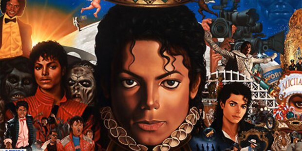 Neues Jackson-Album ab 10. Dezember