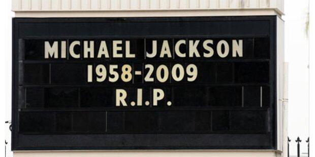Polizei schließt Jackson-Mord nicht aus