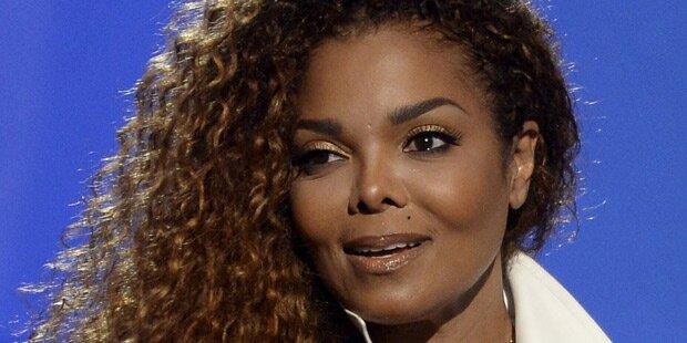 Janet Jackson mit 50 zum ersten Mal Mutter