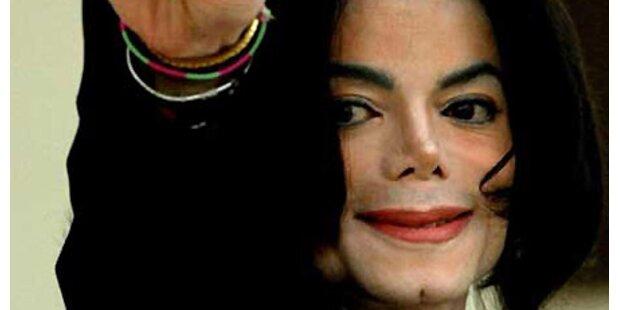 Michael Jackson verkündet sein Comeback