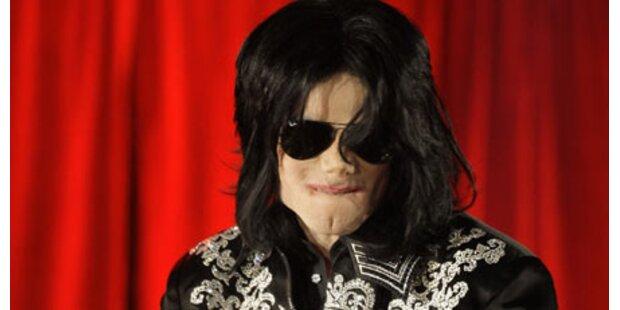 Jackson starb im Bett des Doktors