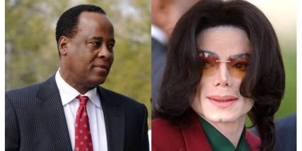 Jackson-Arzt drohen vier Jahre Haft