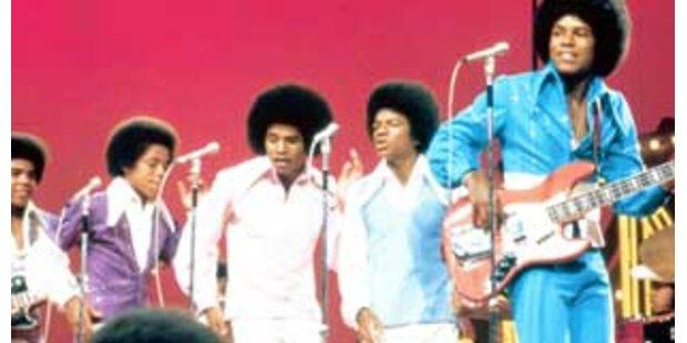 Jackson Five planen Reunion - Michael ist dabei