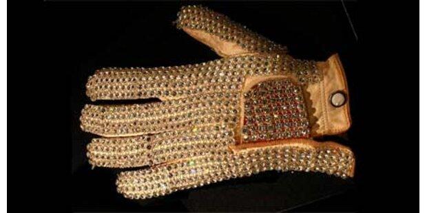 Legendärer Jackson-Handschuh versteigert