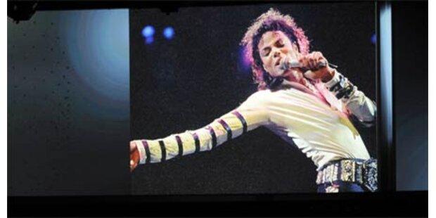 Jackson: Posthum Grammy für Lebenswerk
