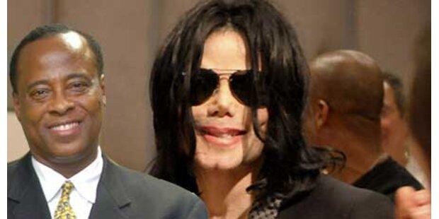 Jackson: Pfusch bei Ermittlungen?