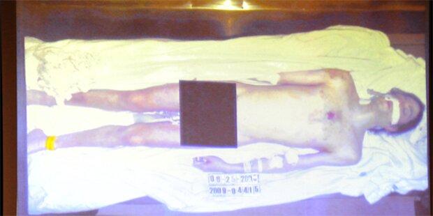 Anklage schockt mit Foto von nacktem Jacko