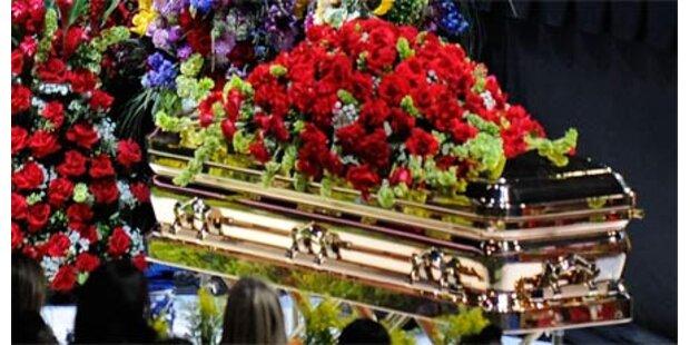 Jackson-Begräbnis verschoben