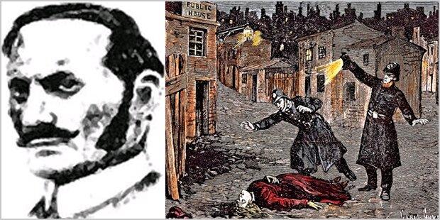 Dieser Friseur war Jack the Ripper