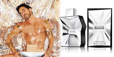 Marc Jacobs wirbt nackt für neuen Duft